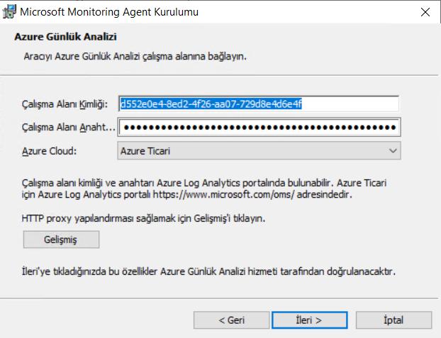 "Microsoft Monitoring Agent Kurulumu  Azure GOnUik Anahzi  Aare GO•"" ""ma  Cisrna Aln  Cisrna Aln Wit...  We CbQd:  CSgna ve Alre . Ave Teri  Alre AndyEs a&emdedr.  *TTP moxy  ""*vzda Ave tæafrld&l  tptA"